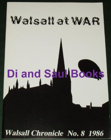 Walsall At War (WW1)